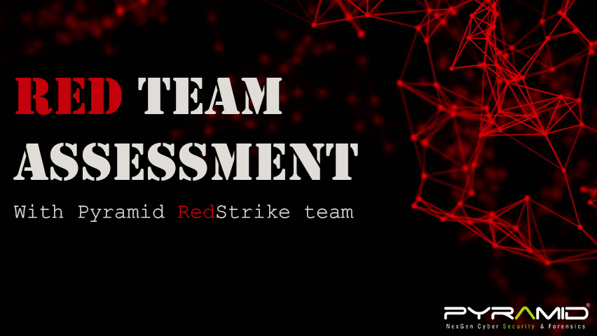 red team assessment by pyramid cyber